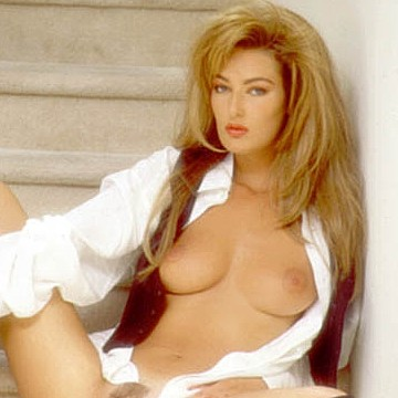 Anja Josefsen Penthouse Pet of the month December 1992