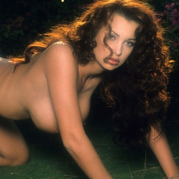 Brandi Lee Braxton Penthouse Pet of the month December 1994