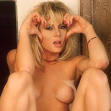 Connie Gauthier Penthouse Pet of the month June 1987