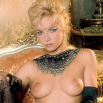 Darina Vanickova Penthouse Pet of the month May 1995