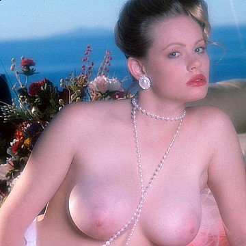 Dayna Ann Penthouse Pet of the month June 1997