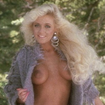 Ginger Miller Penthouse Pet of the month September 1986