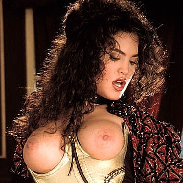 Jami Dion Penthouse Pet of the month March 1992