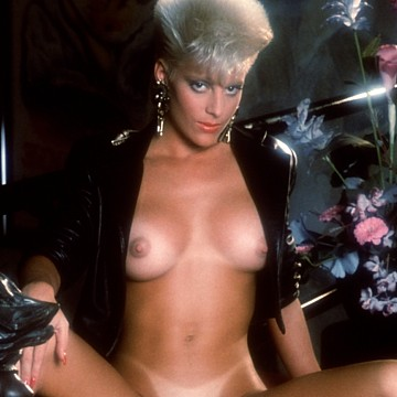 Jaqueline Winfield Penthouse Pet of the month April 1990