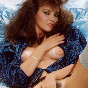 Jennifer James Penthouse Pet of the month October 1985