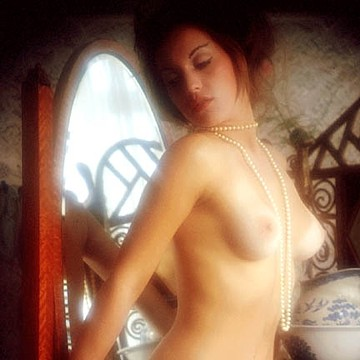 Lona Simpson Penthouse Pet of the month February 1975