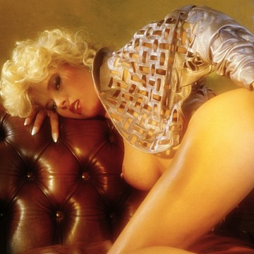 Mahalia Maria Penthouse Pet of the month January 1991