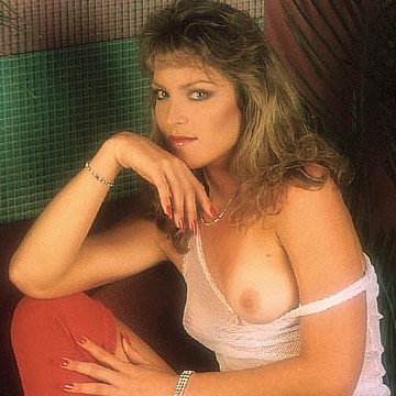 Margo Chapman Penthouse Pet of the month January 1987