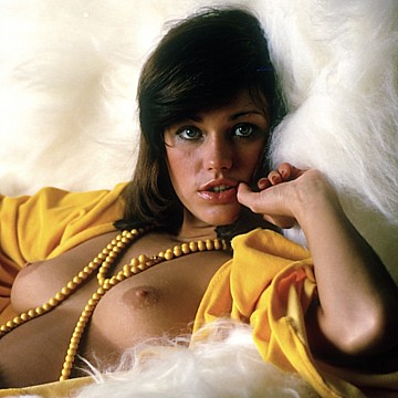 Marie Ekorre Penthouse Pet of the Month March 1974