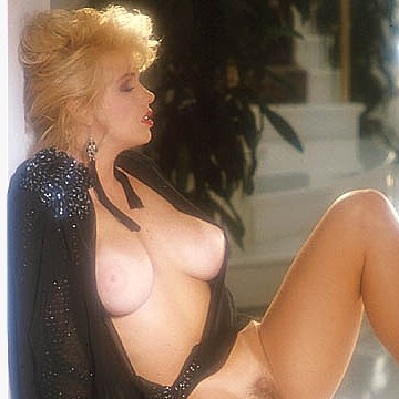 Robin Brown Penthouse Pet of the month April 1992