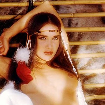 Sasha Vinni Penthouse Pet of the month September 1991