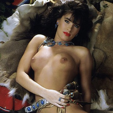 Stevie Jean Penthouse Pet of the month January 1992