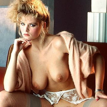 Suzy Penthouse Pet of the month July 1989