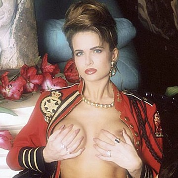 Tiffany Burlingame Penthouse Pet of the month February 1994