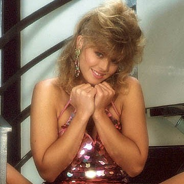 Tracy Wolfe Penthouse Pet of the month June 1992