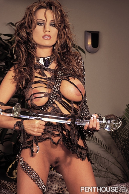 Kira Kener nude in her December 2002 Penthouse Pet Of The Month photo spread 011