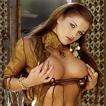Lanny Barbie Penthouse Pet of the Month June 2003