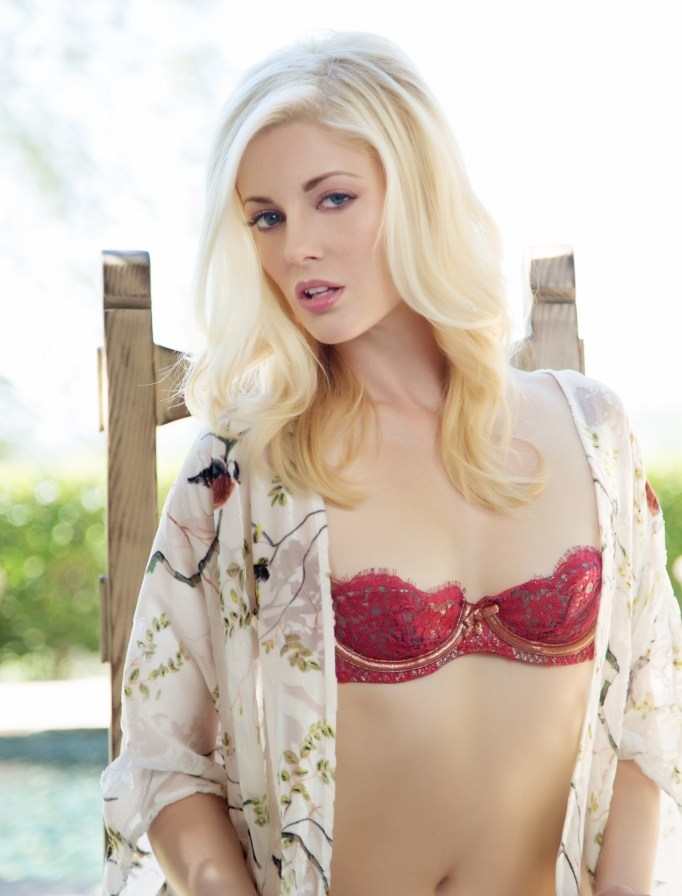 Charlotte Stokely nude in her May 2017 Penthouse Pet Of The Month photo spread 001 1