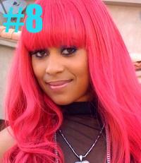 8 pinky
