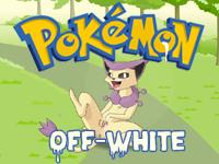 Pokemon Off White