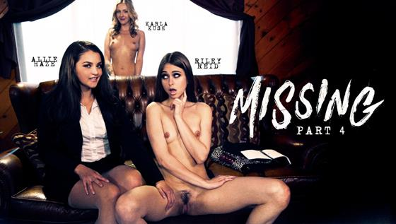 [GirlsWay] Missing: Part Four (07.15.2016)