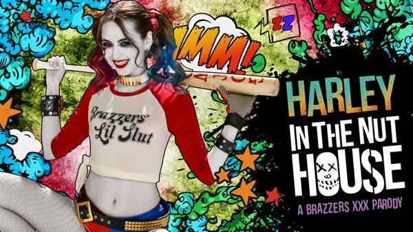 [BrazzersExxtra] Riley Reid – Parody Harley In The Nuthouse (08.01.2016)