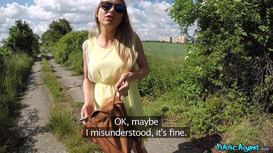 Lucy Heart (Russian Goldilocks Creampied Outdoors / 07.18.2017)