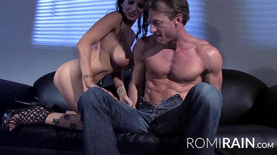 Romi Rain (Were You Waiting To Fuck Me / 06.11.2017)