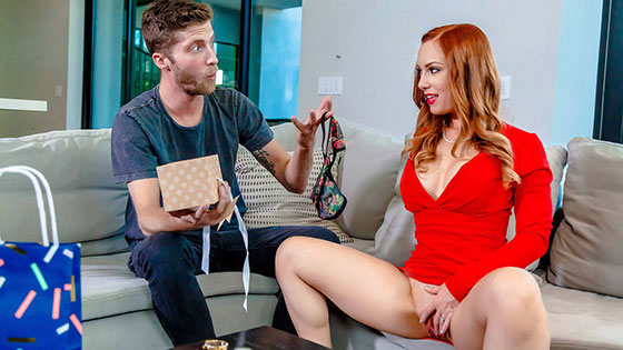 Dani Jensen (Birthday Boy Gets A Treat / 09.13.2017)