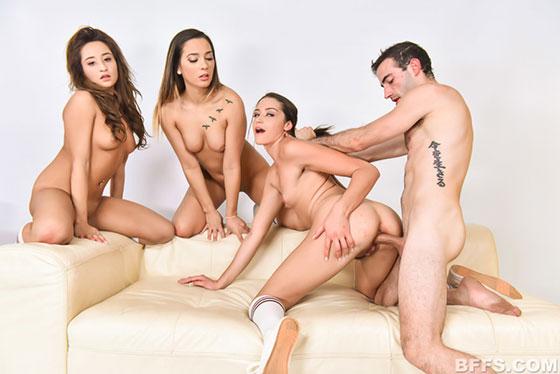 Avi Love, Isabella Nice, Jaye Summers (Sex Ed / 12.23.2017)