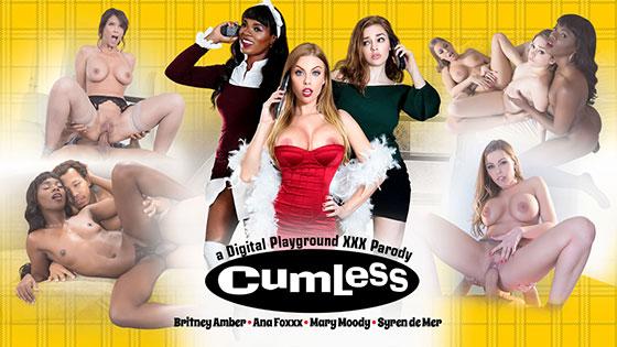 Cumless: A DP XXX Parody (2017)