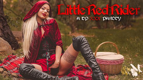 Elsa Jean (Little Red Rider: A DP XXX Parody / 03.23.2018)