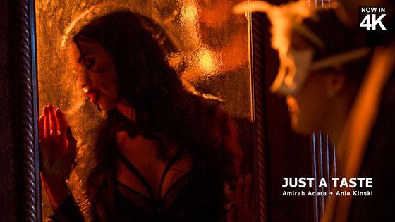 Amirah Adara, Ania Kinski (Just A Taste / 03.09.2018)