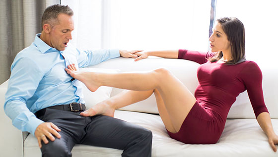 Abella Danger (The Touch Of Another Man / 04.11.2018)