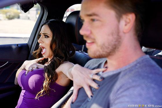 Driving Mommy Wild with Ariella Ferrera