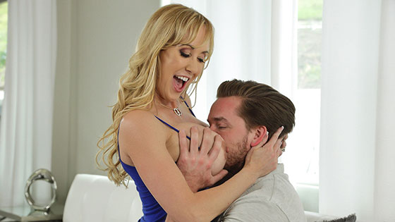 Mounted By My Mother-In-Law with Brandi Love