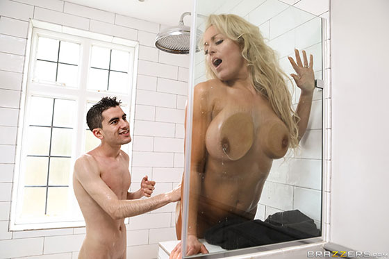 Peeping Stepson with Rebecca Jane Smyth