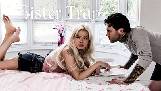 Sister Trap with Elsa Jean