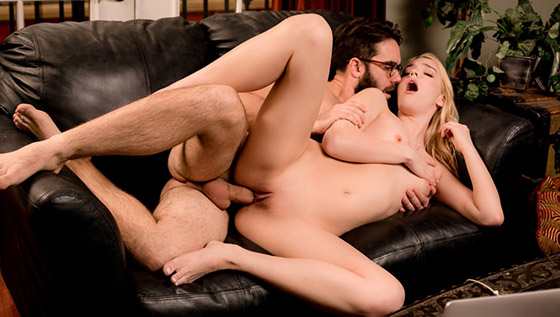 The Voyeur's New Muse with Kenna James