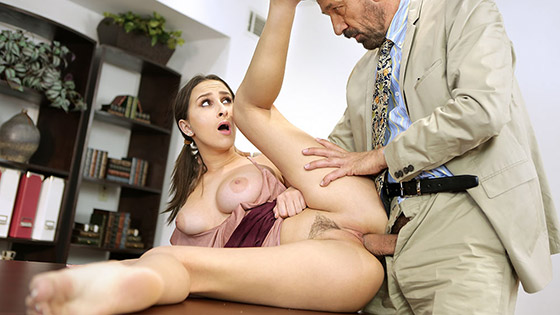 The Professor with Ashley Adams