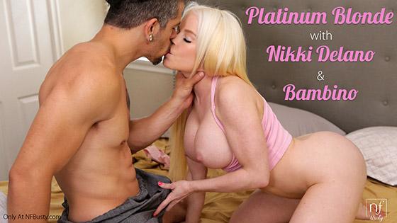 Platinum Blonde with Nikki Delano
