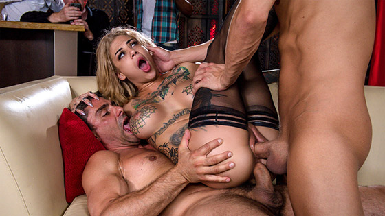 The Cumback with Bonnie Rotten