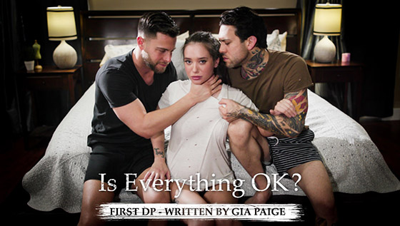 Is Everything Ok with Gia Paige