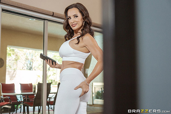I Want It Harder! with Lisa Ann