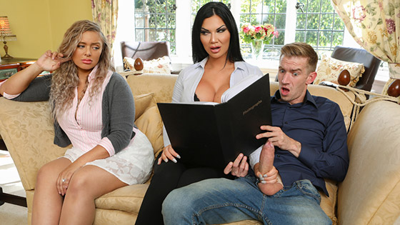 Tea And Crump-Tits with Jasmine Jae
