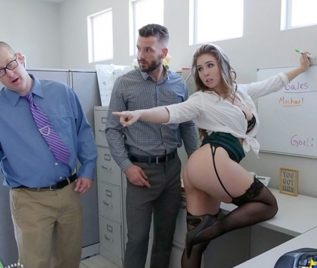 Lena Paul The Porn Office Tittyattack Teamskeet