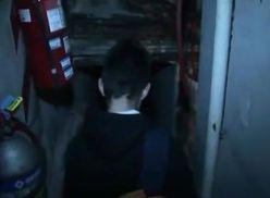 Novinho quicando na piroca.