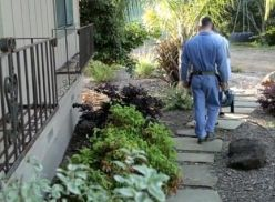 Playboy pegando o jardineiro gay