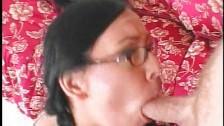 video relacionado Nerd mamandola como loca a un desconocido