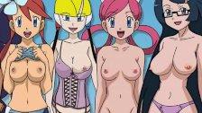 Video compilacion porno pokemon de imagenes cachondas